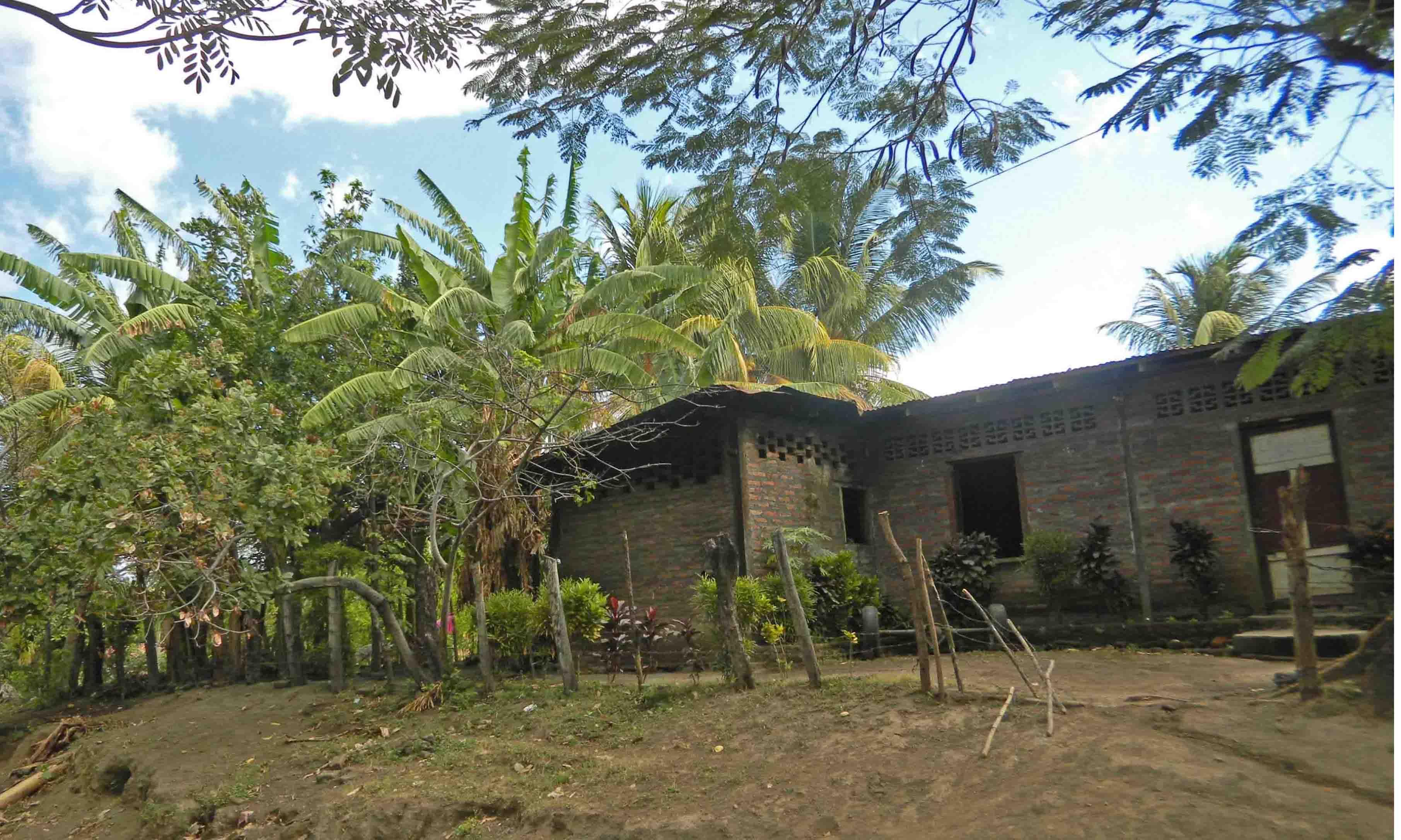 rural Nicaraguan home